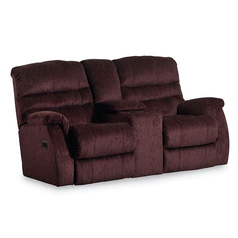 lane loveseat recliner lane 328 43 garrett double reclining console loveseat