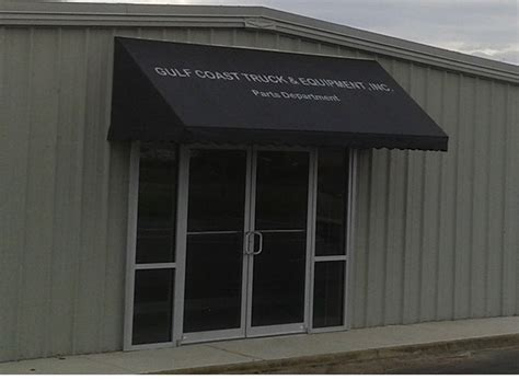 dothan awning commercial awnings canopies dothan awning exteriors