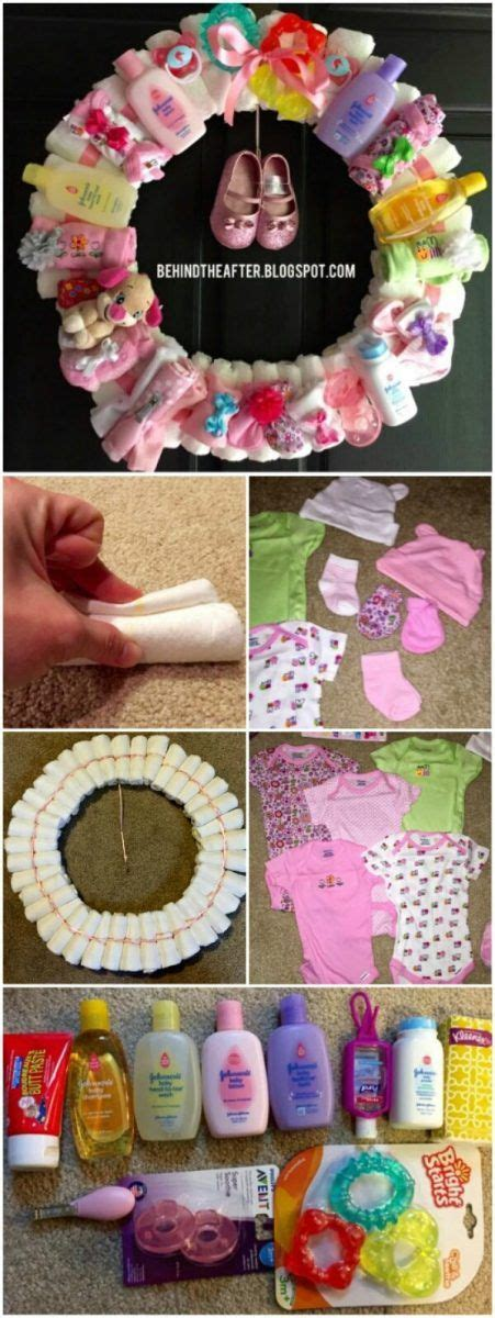 Things To Make For Baby Shower Gift by 25 Best Ideas About Baby Shower Baskets On