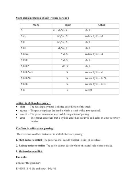 compiler design tutorial notes compiler design lecture notes