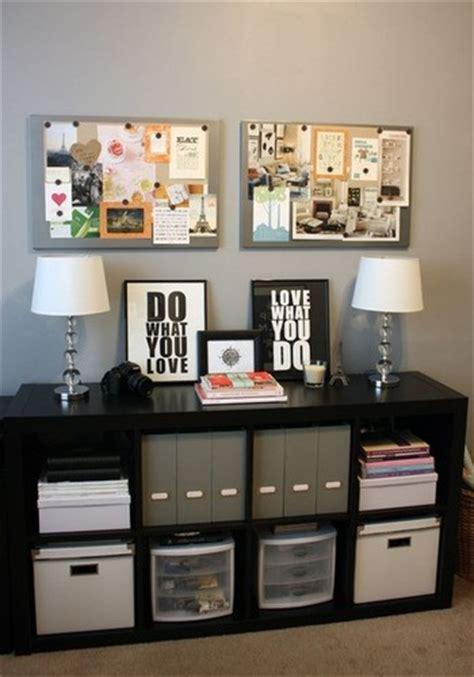 organized office space decorating styles pinterest imagens de ideias para decora 231 227 o veja aqui casas