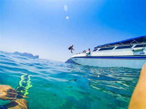 speedboat from phuket to phi phi phi phi island by speedboat phi phi island tours day