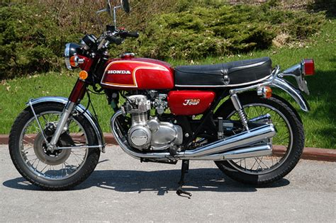 which 1973 honda cb350f is for you classic sport bikes 1973 honda cb350f flickr photo