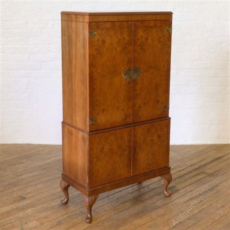 antiques atlas walnut cocktail cabinet