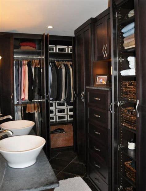 custom closet organizer in modern bathroom learn