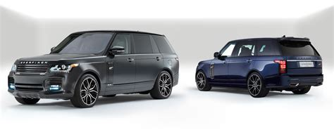 Range Rover Limited Editions by Overfinch Limited Edition