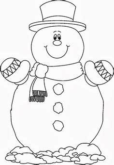 snowman scene coloring page snowman scene clipart 34