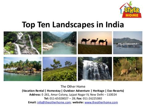 Top Home Design Tips top 10 landscapes in india