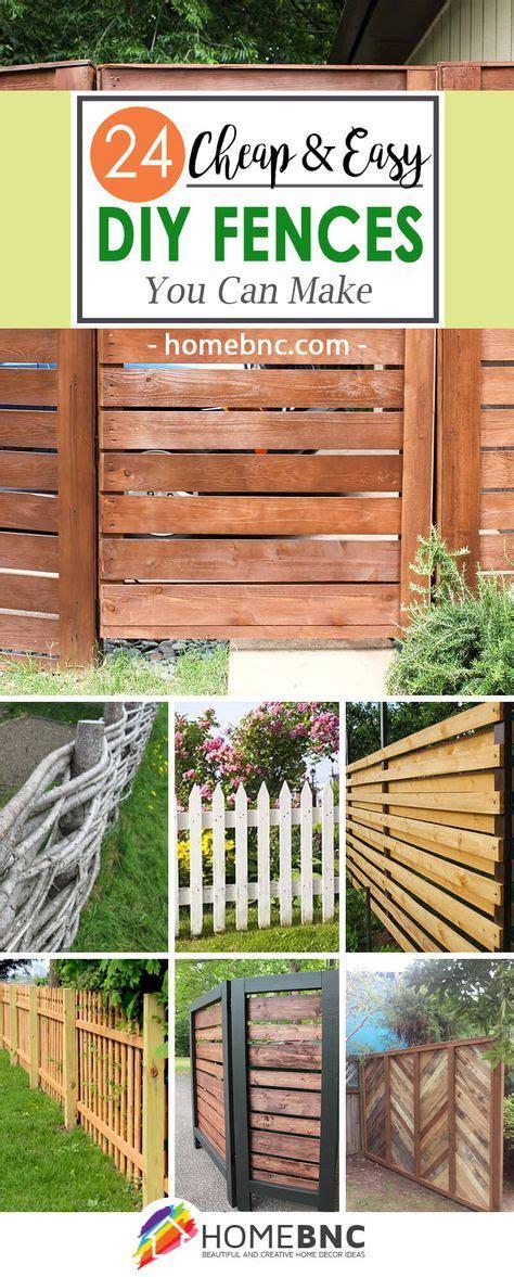 diy fence decor ideas diy fence backyard fences