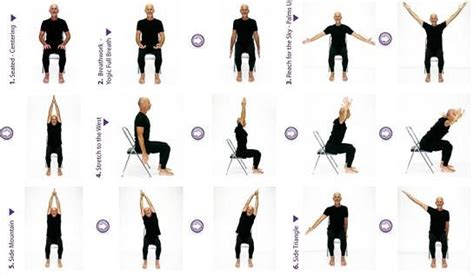 Chair Exercises For Seniors by Is Much In Vogue Nowadays It S Actually Become