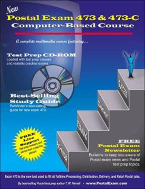 postal book for test 473 and 473 c books new postal 473 473 c computer based course by t w