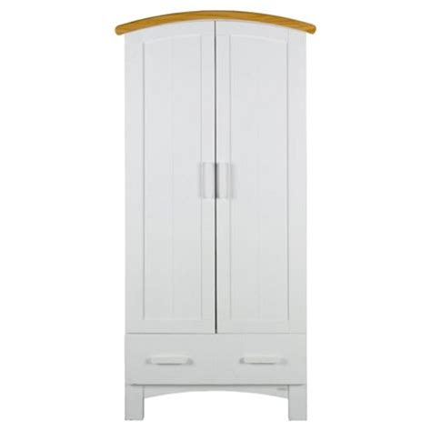 Cosatto Wardrobe buy cosatto hogarth wardrobe white oak from our nursery