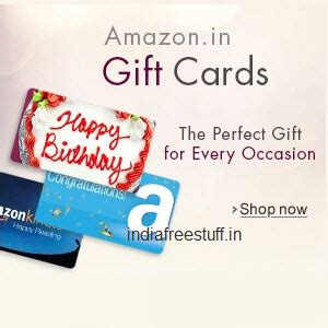 Amazon Gift Card Deal - amazon gift card sale rs 50 off on rs 1000
