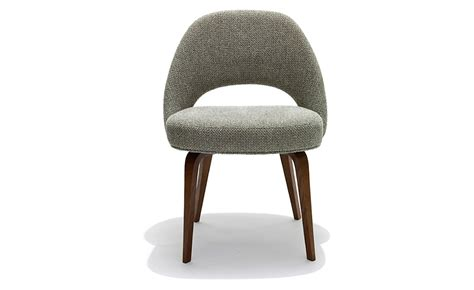 Side Chairs Saarinen Executive Side Chair With Wood Legs Hivemodern