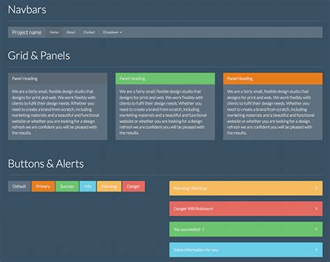 bootstrap jade themes baking bootstrap snippets with jade 推酷