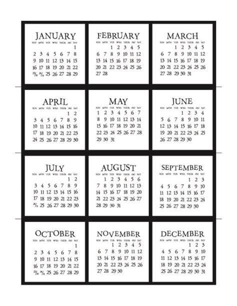 printable calendar 2015 mini mini calendar calendar template 2016