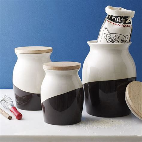 contemporary kitchen storage jars stylish food storage containers for the modern kitchen