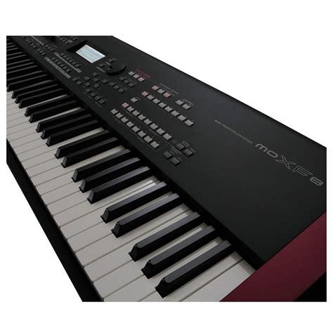 Keyboard Roland Yamaha Yamaha Moxf8 Synthesizer Keyboard At Gear4music