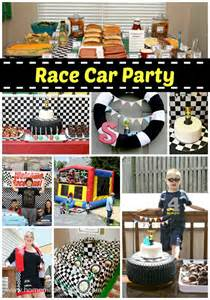 Simple Crafts For Home Decor race car birthday party home made interest