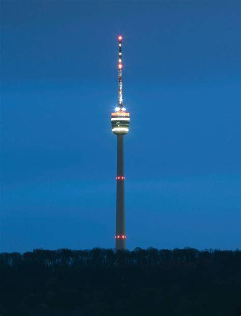 fernsehturm stuttgart radiosender in stuttgart deutschland radio stations in