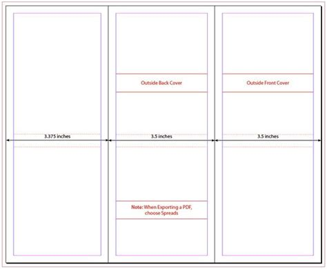 adobe indesign tri fold brochure template indesign template tri fold brochure
