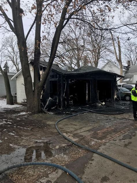 gro e garage union grove garage a total loss after local news