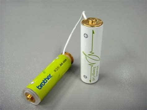 how to recharge capacitor vibration powered generating batteries recharge when shaken