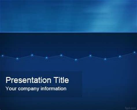powerpoint templates free statistics blue statistics powerpoint template design templates