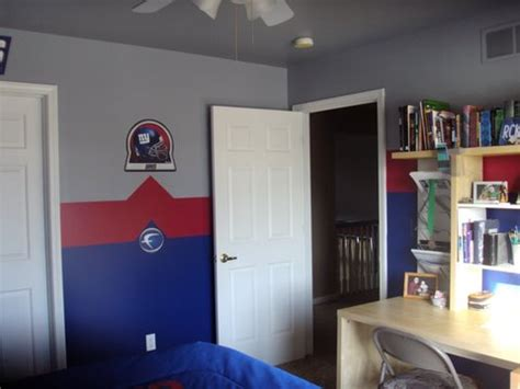 new york giants bedroom nice bedroom colors for boys