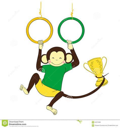 gymnastics clipart gymnast clipart monkey pencil and in color gymnast