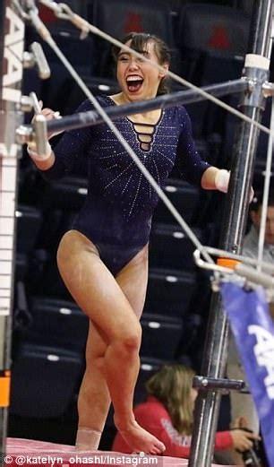 katelyn ohashi news larry nassar katelyn ohashi hits out at usa gymnastics