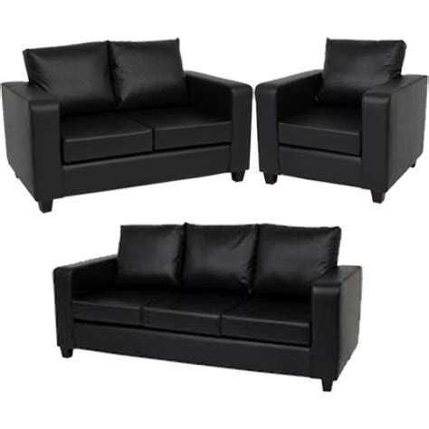 sofa in a box cheap box sofa set pu leather pennywise