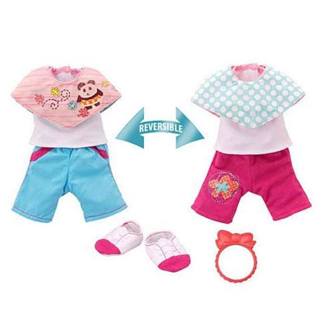 baby alive clothes toys r us baby alive and cozy reversible with