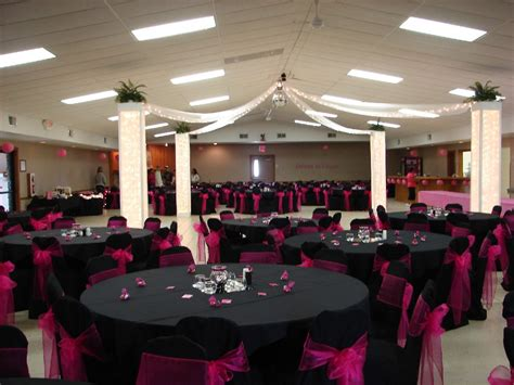 hot wedding themes hot pink wedding decoration ideas home interior design