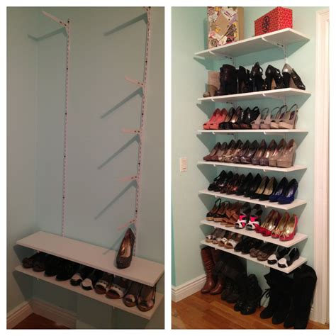 Ready Made Closet Organizers 28 Images 9 Storage Ideas For Small Closets 1000 Ideas About Diy Shoe Closet 28 Images Diy Shoe Storage Cabinet Diy Closet Shoe Rack Pilotproject Org