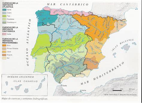 preguntas de geografia fisica de colombia blog del profe 211 scar geograf 237 a f 237 sica de espa 241 a