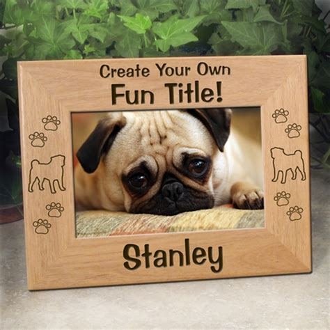 pug merchandise personalized pug gifts
