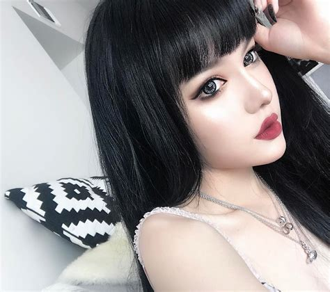 porcelain doll instagram meet kina shen the living breathing instafamous