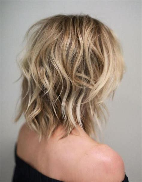 how to style your medium shag 50 best variations of a medium shag haircut for your