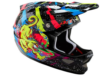troy lee design helmet troy lee designs 2016 helmet d3 carbon blacklight black