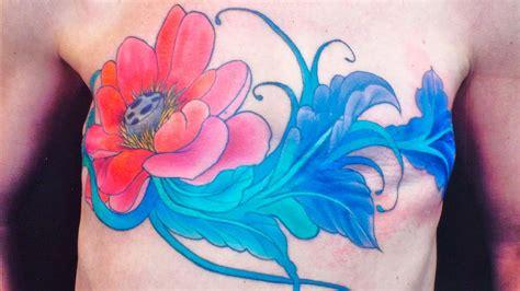nipple tattoo seattle seattle tattoo artist makes mastectomy scars beautiful