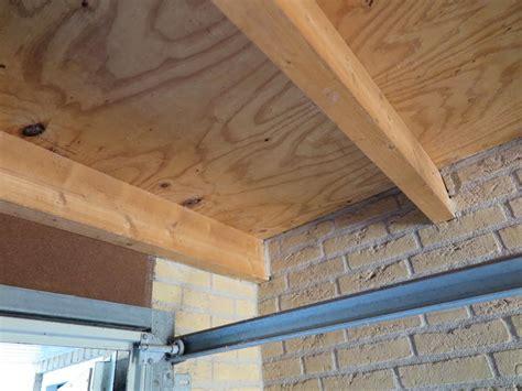 Plafond Garage by Garage Plafond Isoleren En Afwerken Met Inbouwspots Werkspot