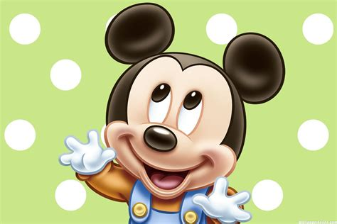 Hd baby mickey mouse and friends free wallpaper download free