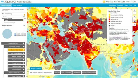 middle east resources map nasa satellite data help show where groundwater is and