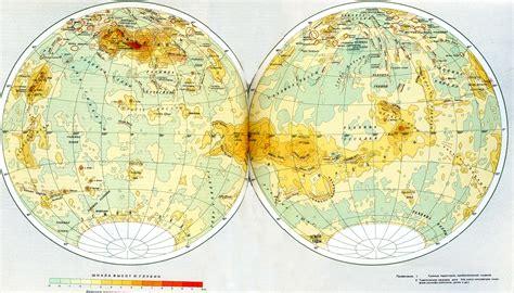venus map base maps