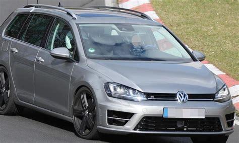 Golf R Auto Motor Sport by Spion Volkswagen Golf R Kommer Som Kombi Auto Motor Sport