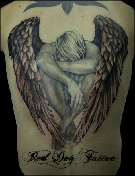 best angel tattoos for men best 25 tattoos for ideas on