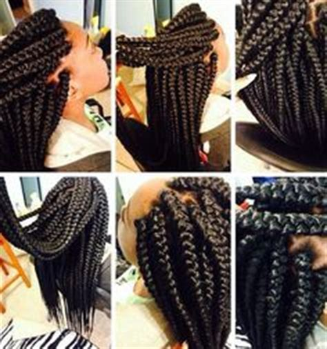 protective braids when you dont have at your edges cornrows w synthetic braiding hair good protective style