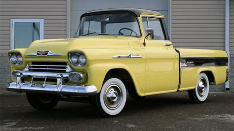 1958 chevrolet cameo 1958 chevrolet cameo t215 1 kissimmee 2013