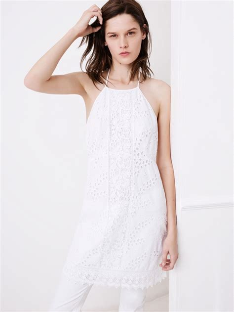 White Zahra top zara whites